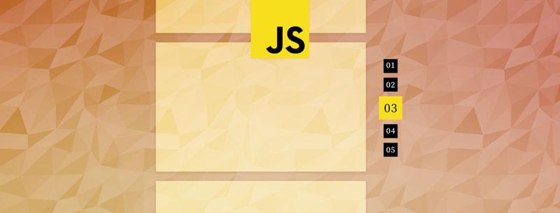 よくあるエレベーターメニューをプラグインなし、jQueryで自作してみるの画像