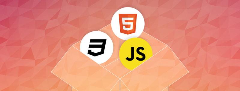 WEBサイトの作り方!HTMLとCSSとJavascriptって、結局なんなの?の画像